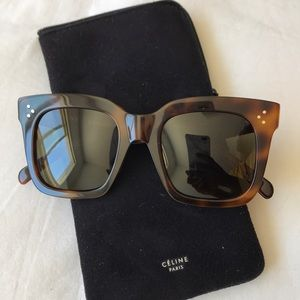 💯 Authentic Celine Tilda Sunglasses